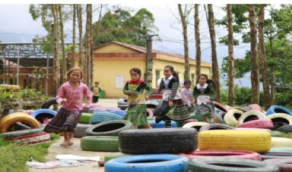 Sân chơi cho trẻ em