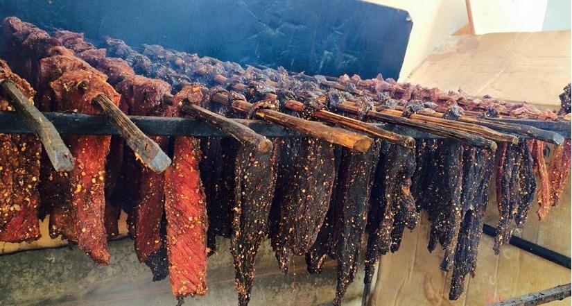 Sản phẩm thịt trâu Nghĩa Lộ được đông đảo người tiêu dùng yêu thích (Ảnh internet)