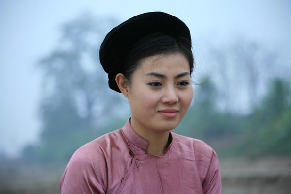 Thanh Hương vai Nương trong