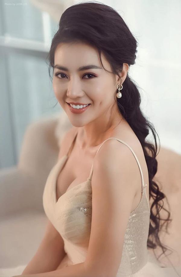 Nhan sắc người đẹp gốc Hải Dương - Thanh Hương.