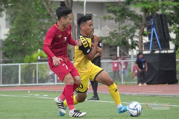 Nhưng màn thể hiện ở trận thắng của U22 Việt Nam với U22 Brunei được coi như sự trở lại của tiền vệ đang khoác áo HAGL