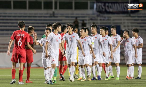 Trận thua 0-1 trước Việt Nam của Singapore diễn ra ngay trước khi bê bối trên bị phát giác.