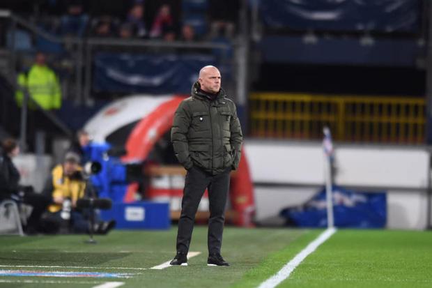 HLV Jansen khẳng định Văn Hậu sẽ là nhân tố quan trọng ở nửa sau của mùa giải. Ảnh: SC Heerenveen.