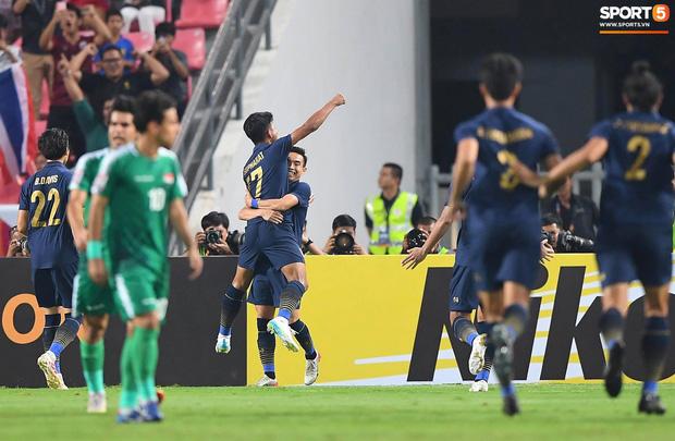 Vị HLV Nhật Bản hứa hẹn, đây chưa phải là màn trình diễn tốt nhất của U23 Thái Lan tại vòng chung kết U23 châu Á 2020. Ảnh: Tiến Tuấn