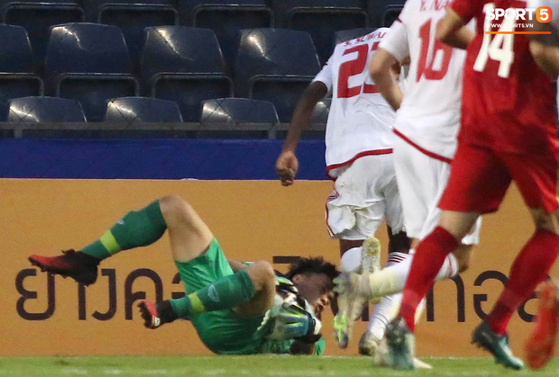 Sina chê màn trình diễn của U23 Việt Nam tại VCK U23 châu Á. Ảnh: Hoàng Tùng.