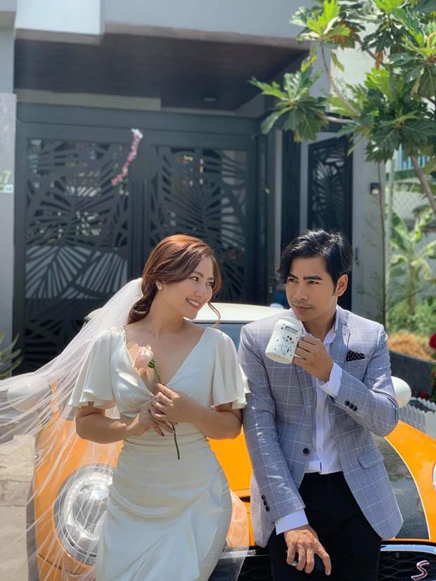 Trước khi chính thức đường ai nấy đi, cặp đôi luôn nhận được cho là vợ chồng đẹp nhất nhì showbiz Việt.