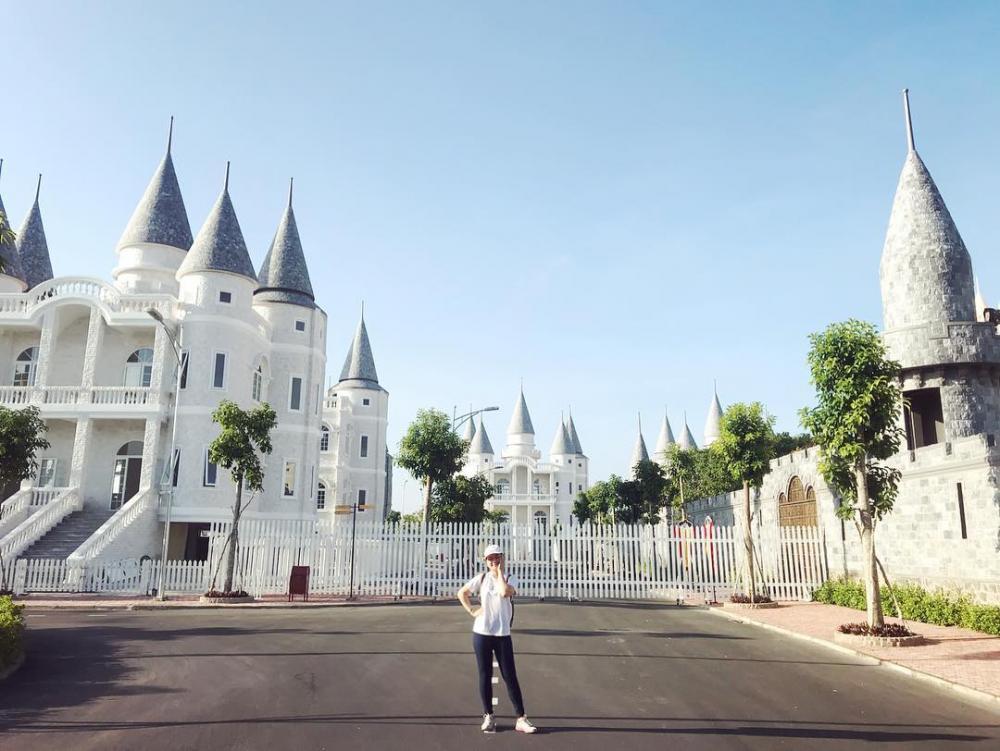 công viên Disneyland mới toanh ở Hậu Giang - Tác giả: Bé Gạo - Hội ...