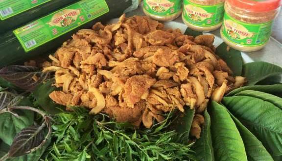 Thịt chua Thanh Sơn tôi rất thích nhất là khi uống bia- ảnh Foody.vn