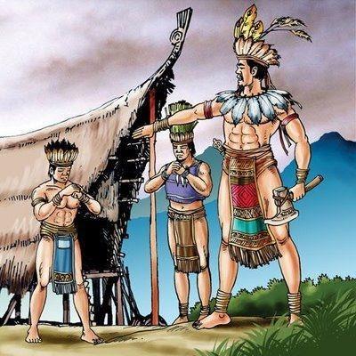 Kinh Dương Vương tên Lộc Tục nên họ Lộc? - ảnh minh họa