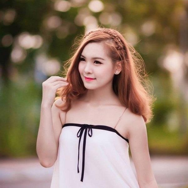 Nguyễn Phương Thu xinh đẹp và tài năng