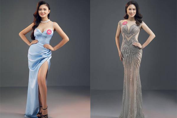 2 người đẹp Phú Thọ lọt vào chung kết Hoa hậu Việt Nam 2018. Ảnh: Tiền Phong.